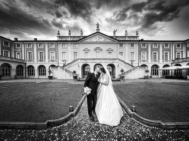 Il matrimonio di Denny e Ilaria a Rezzato, Brescia 29