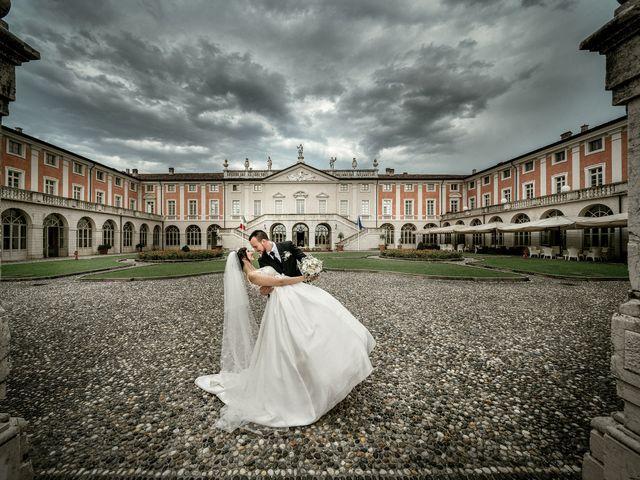 Il matrimonio di Denny e Ilaria a Rezzato, Brescia 31
