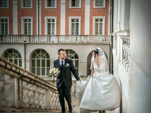 Il matrimonio di Denny e Ilaria a Rezzato, Brescia 32