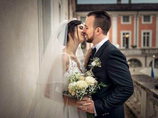 Il matrimonio di Denny e Ilaria a Rezzato, Brescia 33