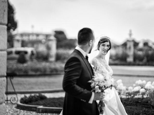 Il matrimonio di Denny e Ilaria a Rezzato, Brescia 34