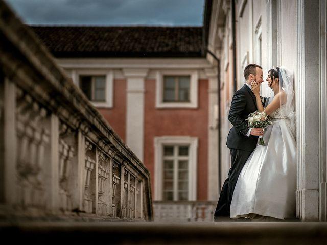 Il matrimonio di Denny e Ilaria a Rezzato, Brescia 36