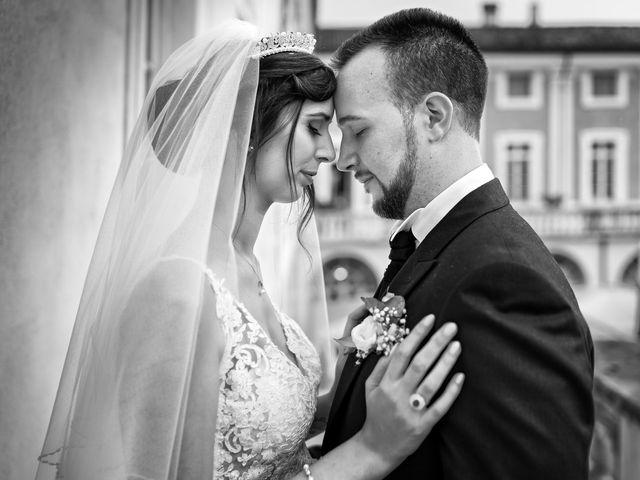 Il matrimonio di Denny e Ilaria a Rezzato, Brescia 38