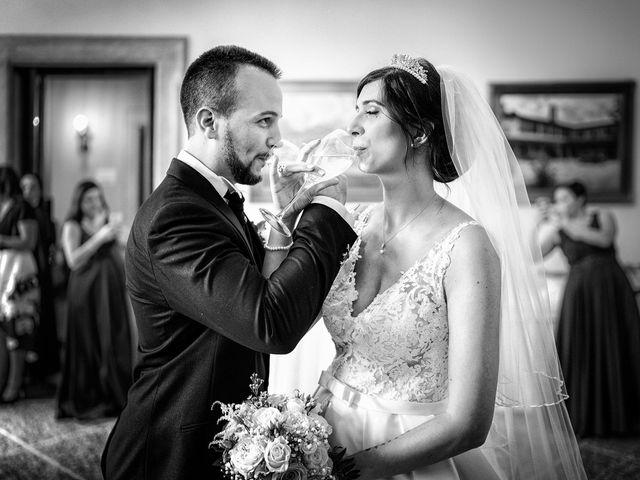 Il matrimonio di Denny e Ilaria a Rezzato, Brescia 40