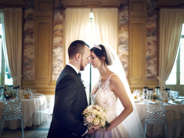 Il matrimonio di Denny e Ilaria a Rezzato, Brescia 41