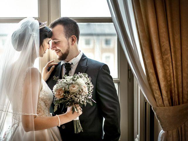 Il matrimonio di Denny e Ilaria a Rezzato, Brescia 45