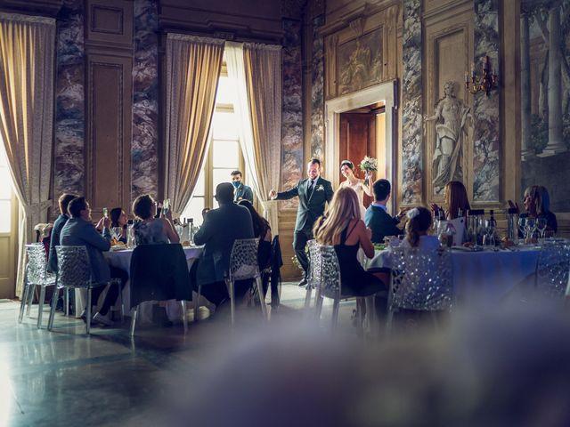 Il matrimonio di Denny e Ilaria a Rezzato, Brescia 46