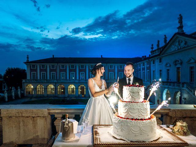 Il matrimonio di Denny e Ilaria a Rezzato, Brescia 49