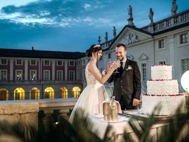 Il matrimonio di Denny e Ilaria a Rezzato, Brescia 50