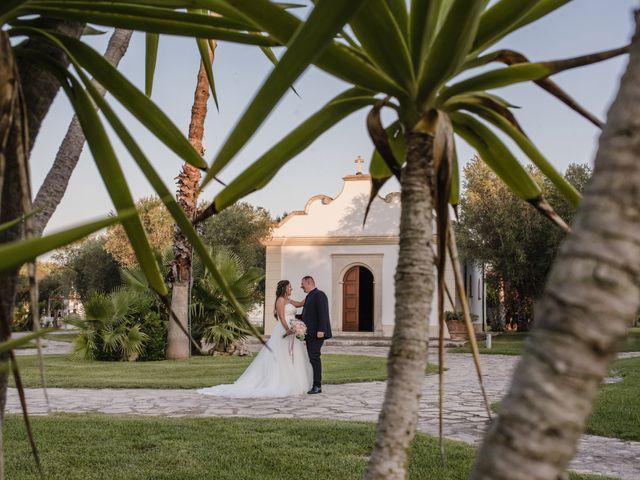 Il matrimonio di Gianluca e Loredana a Brindisi, Brindisi 25