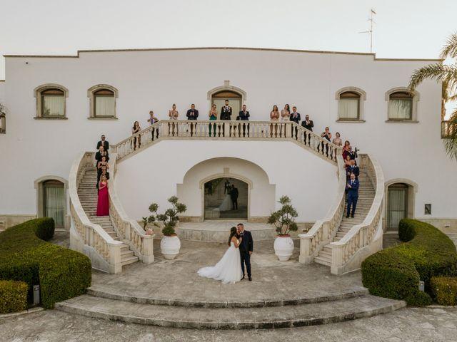 Il matrimonio di Gianluca e Loredana a Brindisi, Brindisi 26