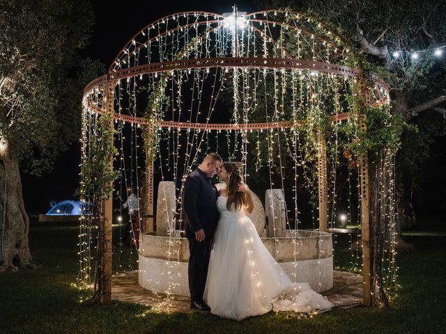 Le nozze di Loredana e Gianluca