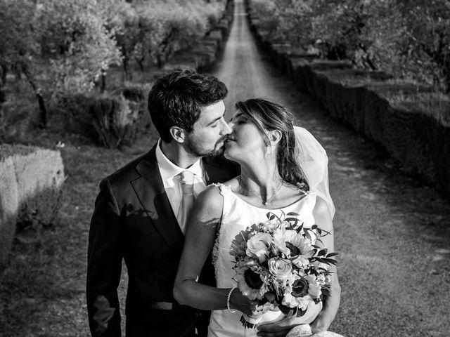 Le nozze di Alessio e Sabrina