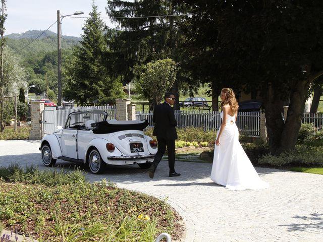 Il matrimonio di Egidio e Laura a Gavi, Alessandria 31