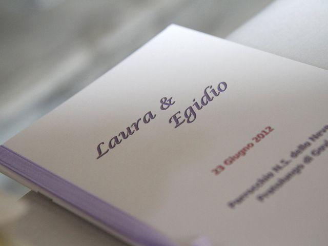 Il matrimonio di Egidio e Laura a Gavi, Alessandria 39