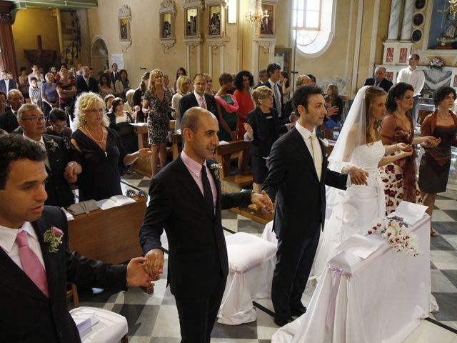 Il matrimonio di Egidio e Laura a Gavi, Alessandria 57