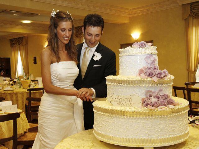 Il matrimonio di Egidio e Laura a Gavi, Alessandria 77