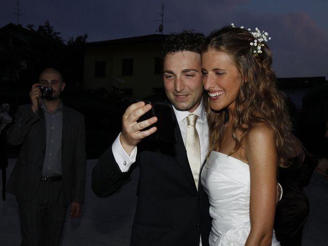 Il matrimonio di Egidio e Laura a Gavi, Alessandria 91