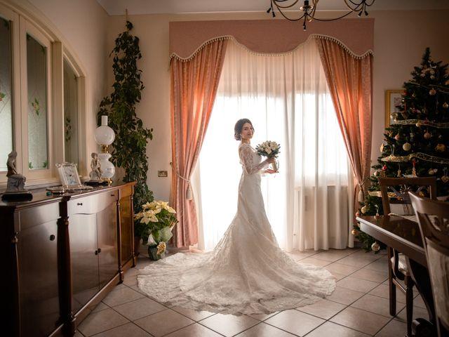 Il matrimonio di Enea e Angela a Leonforte, Enna 1