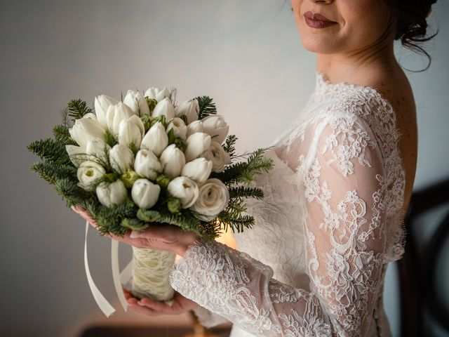 Il matrimonio di Enea e Angela a Leonforte, Enna 2