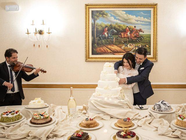 Il matrimonio di Enea e Angela a Leonforte, Enna 11