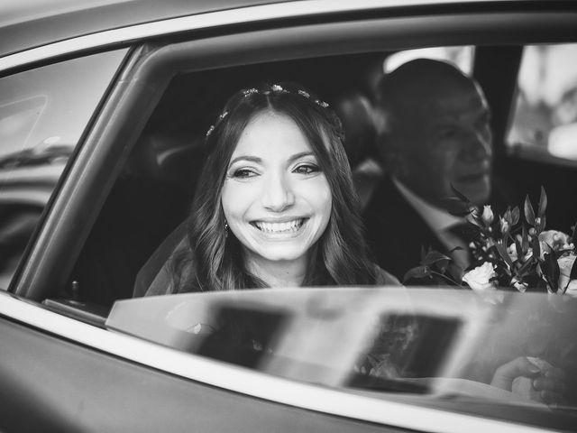 Il matrimonio di Raffaele e Alessandra a Castel Gandolfo, Roma 7
