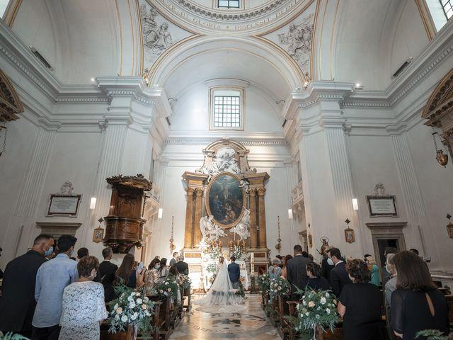 Il matrimonio di Raffaele e Alessandra a Castel Gandolfo, Roma 9