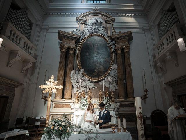 Il matrimonio di Raffaele e Alessandra a Castel Gandolfo, Roma 10