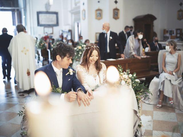 Il matrimonio di Raffaele e Alessandra a Castel Gandolfo, Roma 11