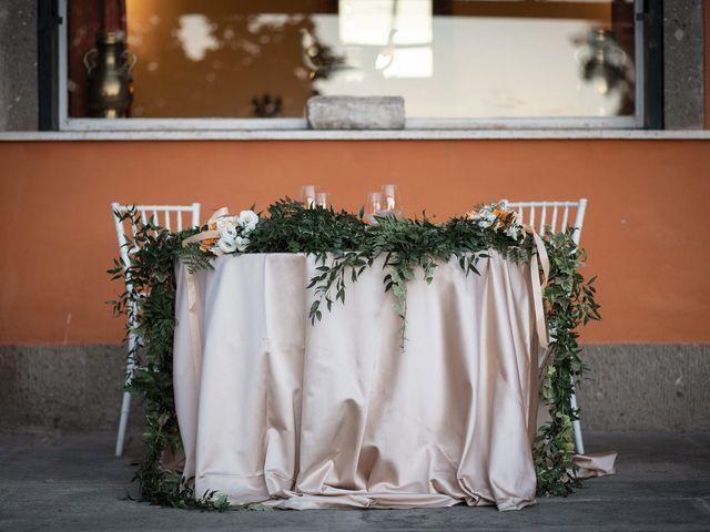 Il matrimonio di Raffaele e Alessandra a Castel Gandolfo, Roma 15