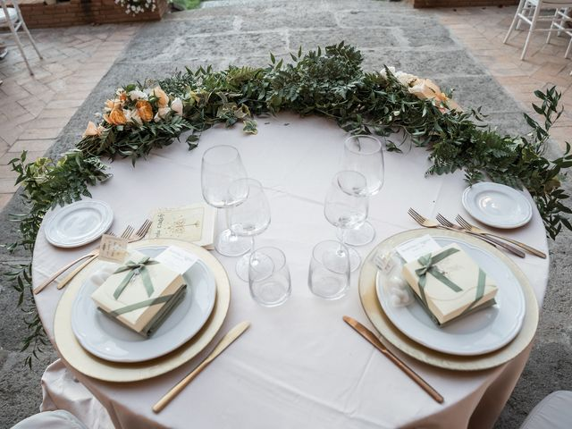 Il matrimonio di Raffaele e Alessandra a Castel Gandolfo, Roma 17