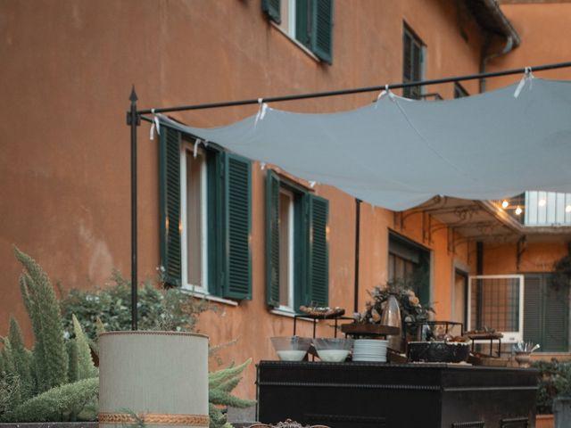 Il matrimonio di Raffaele e Alessandra a Castel Gandolfo, Roma 20