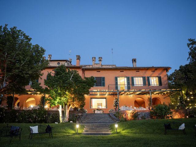 Il matrimonio di Raffaele e Alessandra a Castel Gandolfo, Roma 23