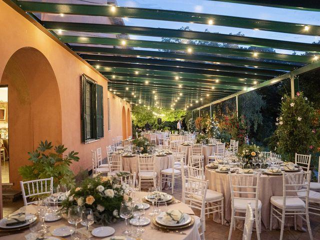 Il matrimonio di Raffaele e Alessandra a Castel Gandolfo, Roma 24