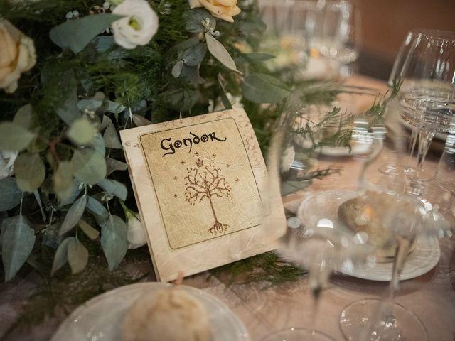 Il matrimonio di Raffaele e Alessandra a Castel Gandolfo, Roma 28