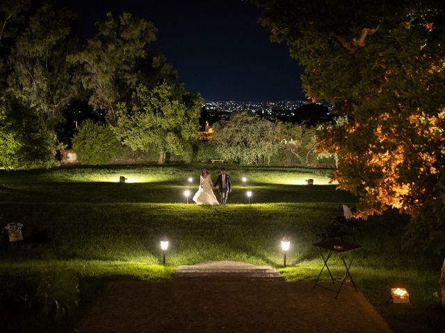 Il matrimonio di Raffaele e Alessandra a Castel Gandolfo, Roma 31