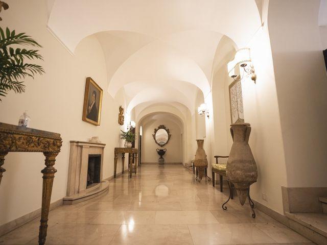 Il matrimonio di Raffaele e Alessandra a Castel Gandolfo, Roma 34