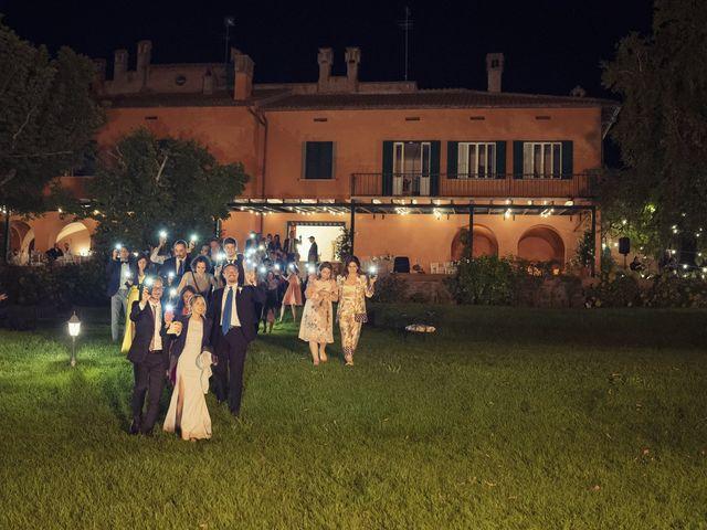Il matrimonio di Raffaele e Alessandra a Castel Gandolfo, Roma 36