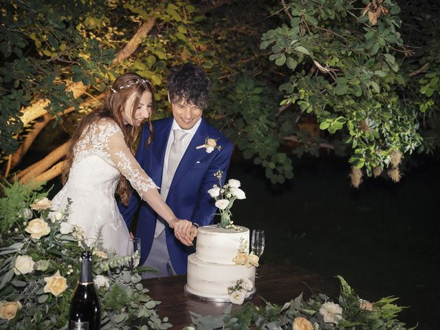 Il matrimonio di Raffaele e Alessandra a Castel Gandolfo, Roma 37