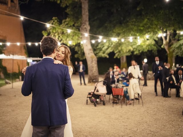 Il matrimonio di Raffaele e Alessandra a Castel Gandolfo, Roma 38