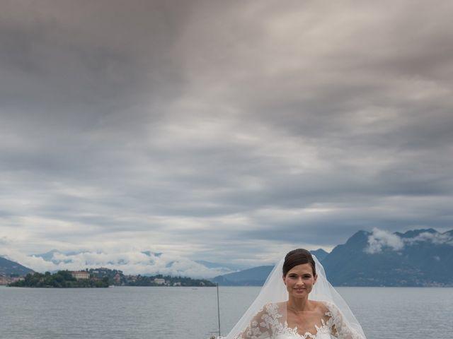 Il matrimonio di Massimo e Veronica a Stresa, Verbania 3
