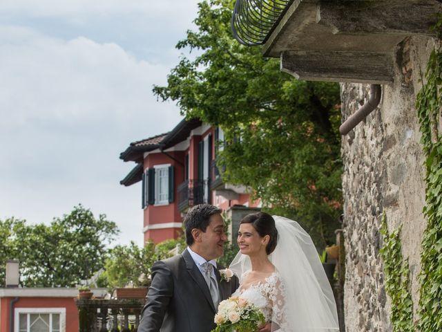 Il matrimonio di Massimo e Veronica a Stresa, Verbania 6