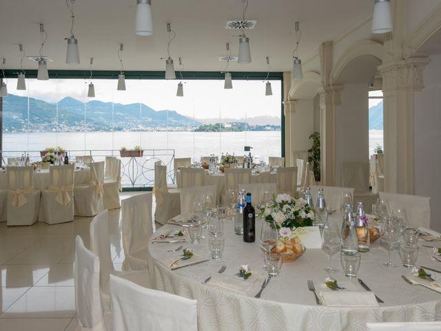 Il matrimonio di Massimo e Veronica a Stresa, Verbania 9