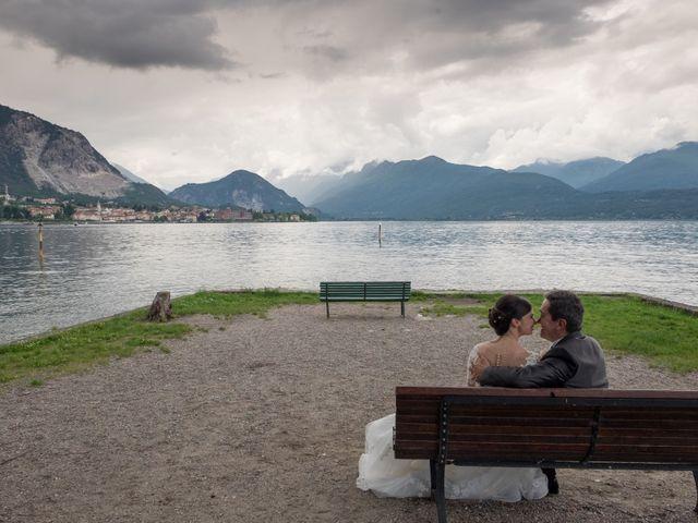 Il matrimonio di Massimo e Veronica a Stresa, Verbania 11