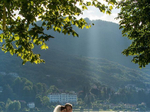 Il matrimonio di Massimo e Veronica a Stresa, Verbania 12