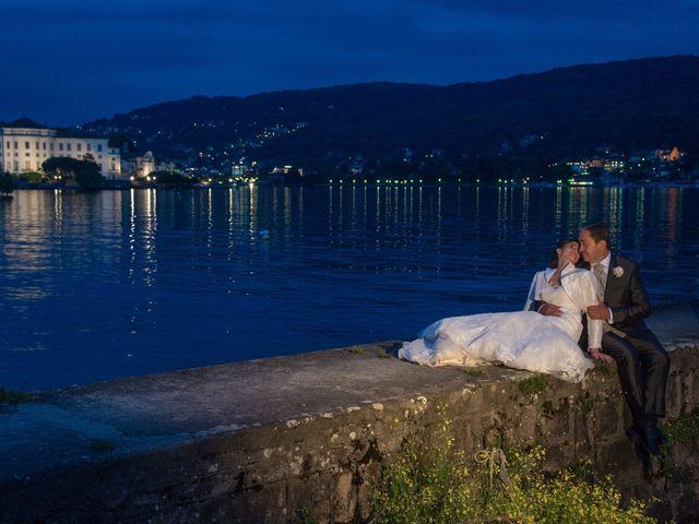 Il matrimonio di Massimo e Veronica a Stresa, Verbania 13