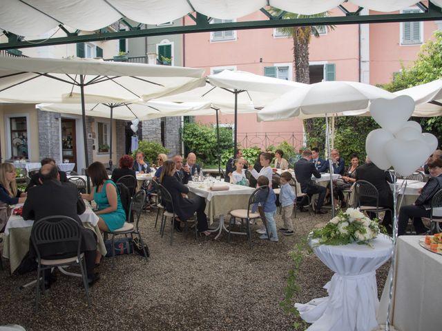 Il matrimonio di Massimo e Veronica a Stresa, Verbania 14