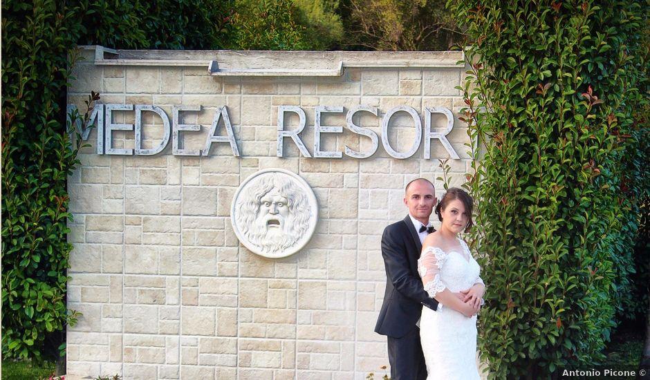 Il matrimonio di Nicola e Lea a Bellona, Caserta