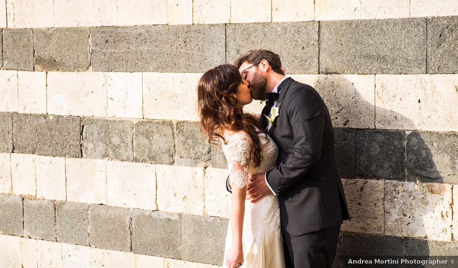 Il matrimonio di Daniele e Michela a Orvieto, Terni