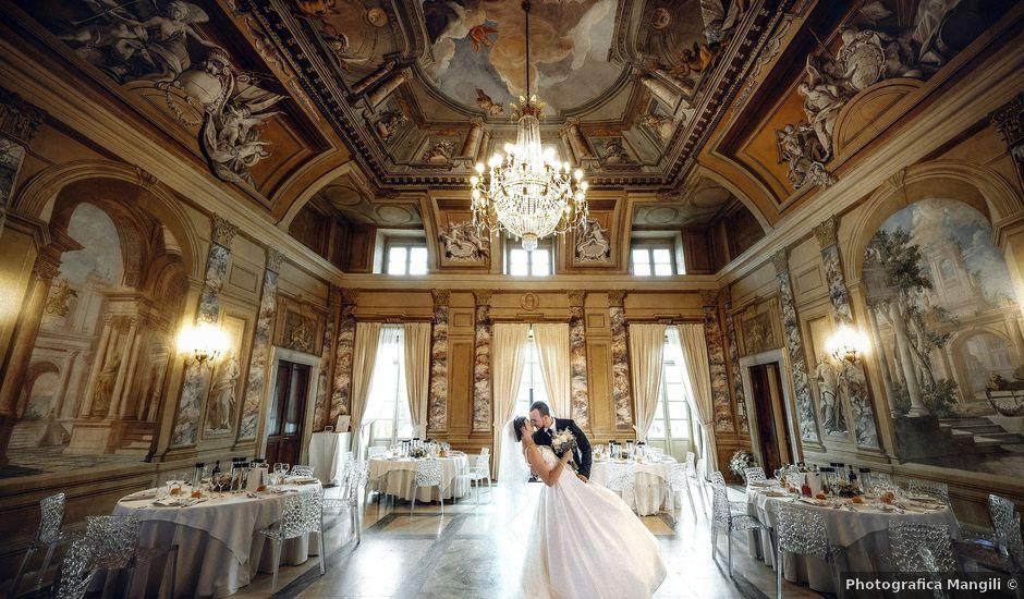 Il matrimonio di Denny e Ilaria a Rezzato, Brescia